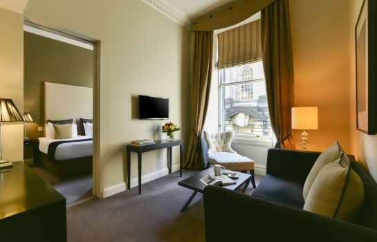 Junior suite Fraser Suites Edinburgh