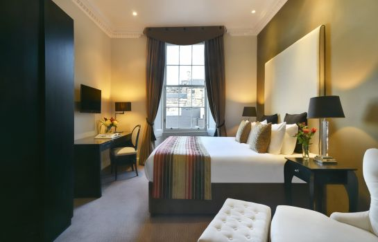 Double room (standard) Fraser Suites Edinburgh