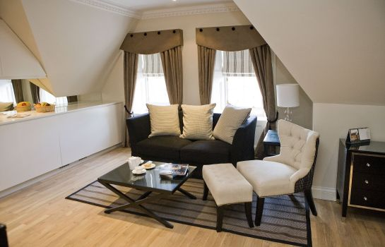 Room Fraser Suites Edinburgh