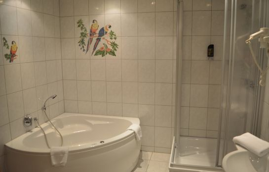 Bagno in camera Arosa