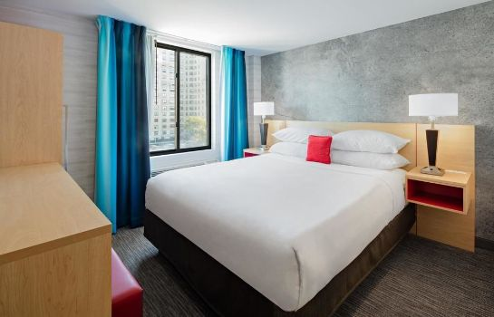 chambre standard Red Lion Inn & Suites Brooklyn