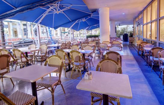 Ristorante Crowne Plaza SOUTH BEACH - Z OCEAN HOTEL