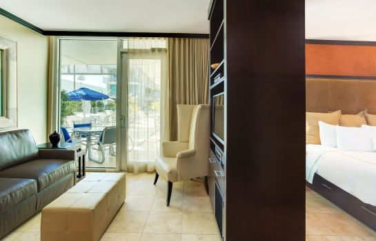 Suite Crowne Plaza SOUTH BEACH - Z OCEAN HOTEL