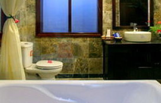 Bagno in camera Southern Hotel & Villas Hoi An