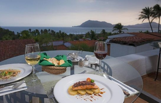 Restaurant Vista Playa de Oro Manzanillo All Inclusive