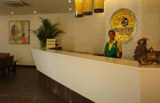 Hotelhalle Lemon Tree Chennai