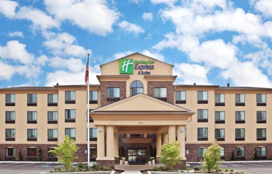 Außenansicht Holiday Inn Express & Suites VANCOUVER MALL/PORTLAND AREA