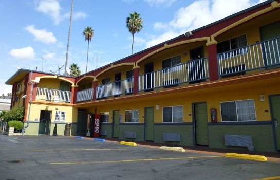 Informacja Economy Inn Hollywood