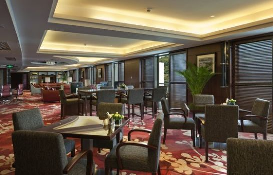 Hotel bar Crowne Plaza GUANGZHOU SCIENCE CITY