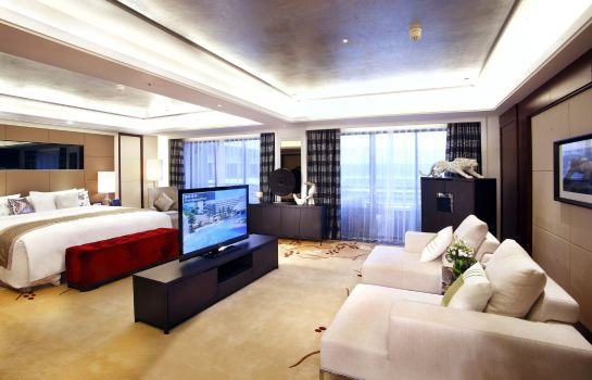 Suite Crowne Plaza GUANGZHOU SCIENCE CITY