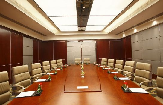 Conference room Crowne Plaza GUANGZHOU SCIENCE CITY