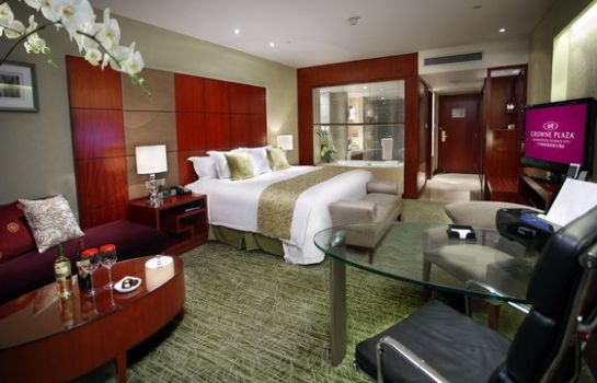 Room Crowne Plaza GUANGZHOU SCIENCE CITY