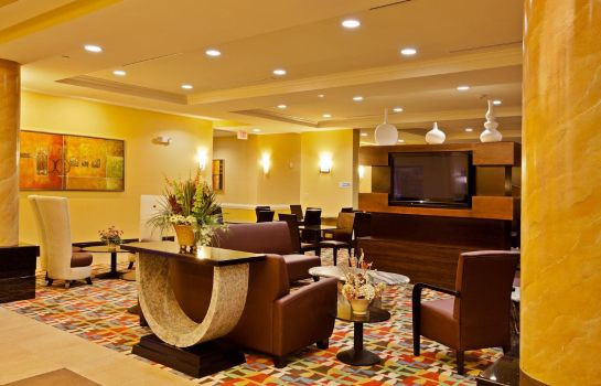 Hotelhalle Holiday Inn Express & Suites ORLANDO - INTERNATIONAL DRIVE