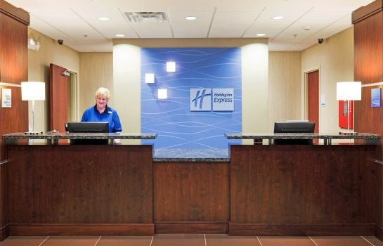 Hotelhalle Holiday Inn Express & Suites KNOXVILLE-FARRAGUT