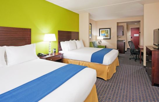 Zimmer Holiday Inn Express & Suites KNOXVILLE-FARRAGUT
