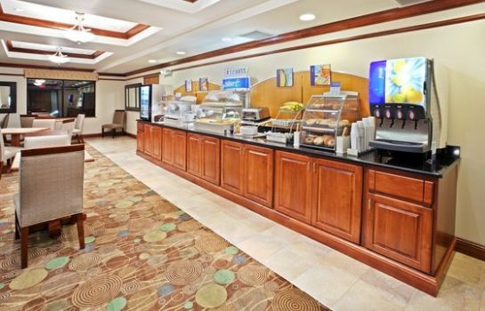 Restaurant Holiday Inn Express & Suites VANCOUVER MALL/PORTLAND AREA