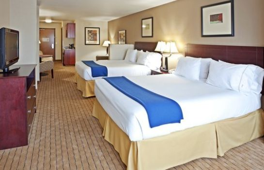 Zimmer Holiday Inn Express & Suites VANCOUVER MALL/PORTLAND AREA