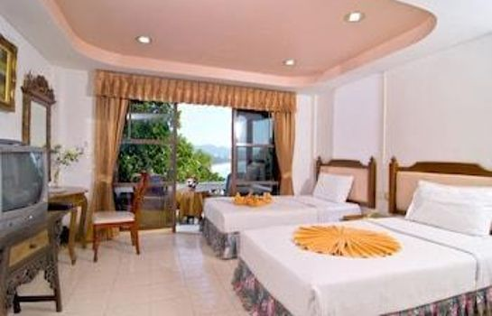 Standardzimmer Baan Karon Hill Phuket Resort Baan Karon Hill Phuket Resort