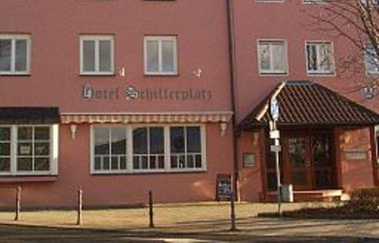 Exterior View Schillerplatz