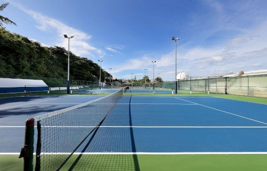 Tennis court Grand Palladium Jamaica Resort & Spa All Inclusive