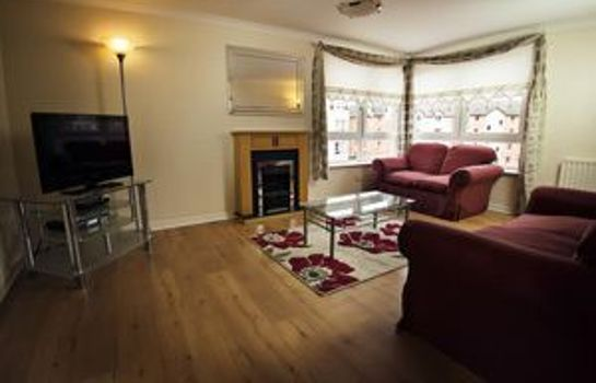 Lobby Lochend Serviced Apartments