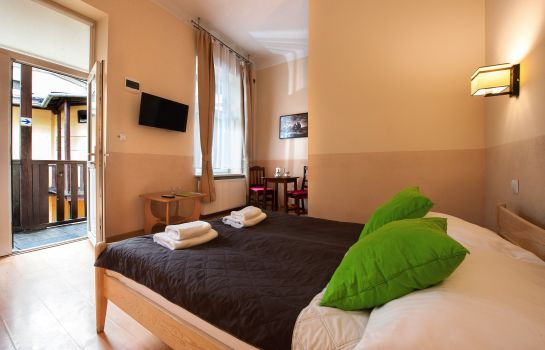 Double room (standard) Station Aparthotel