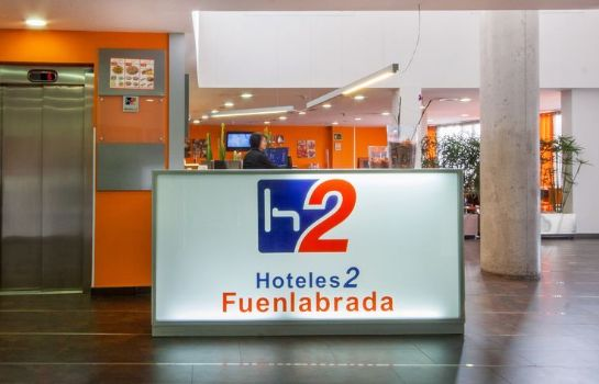 Reception H2 Fuenlabrada