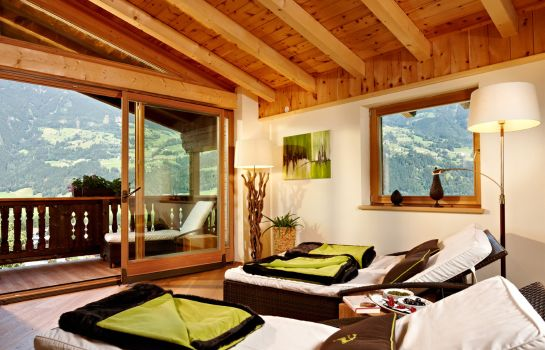 Innenansicht Alpin Family Resort Seetal