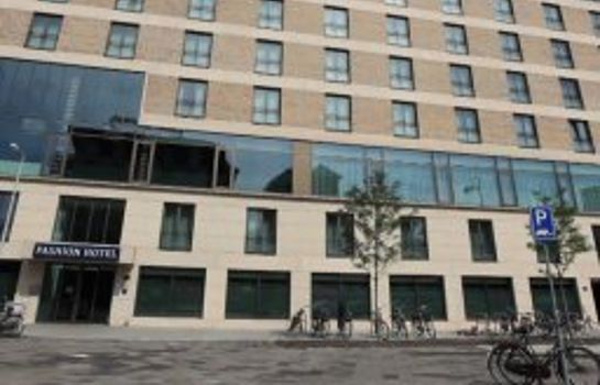 Exterior view WestCord Fashion Hotel Amsterdam