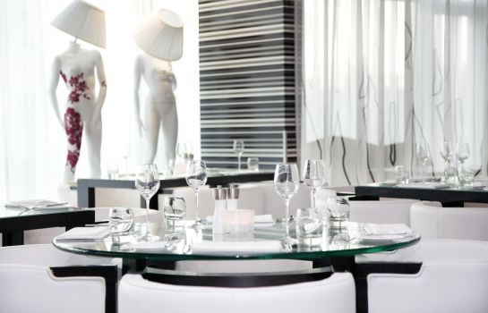Restaurant WestCord Fashion Hotel Amsterdam