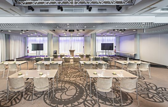 Conference room WestCord Fashion Hotel Amsterdam