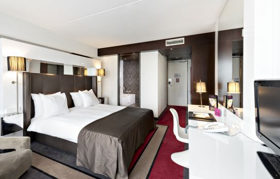 Double room (standard) WestCord Fashion Hotel Amsterdam