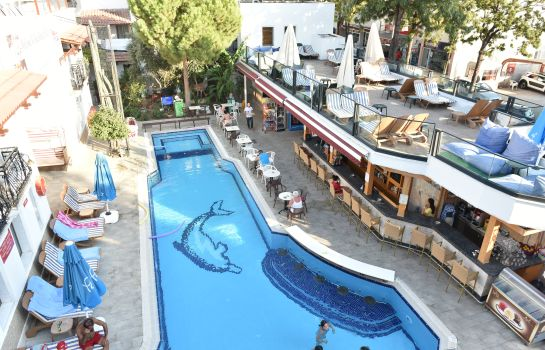 Vista all'interno ISTANKOY HOTEL BODRUM