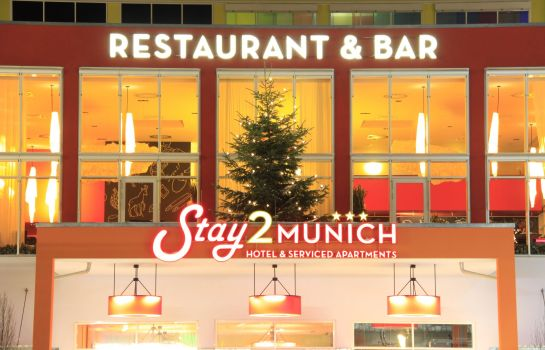 Exterior view Stay2Munich Hotel & Serviced Apartments