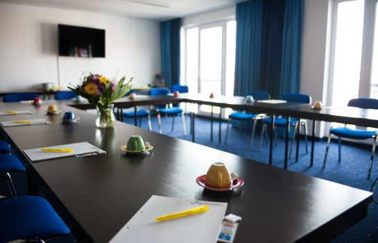 Sala konferencyjna Stay2Munich Hotel & Serviced Apartments