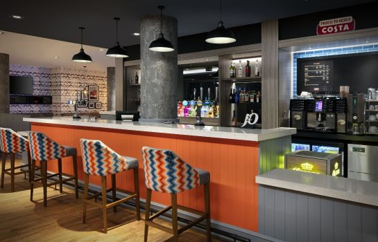 Hotel bar Jurys Inn Exeter