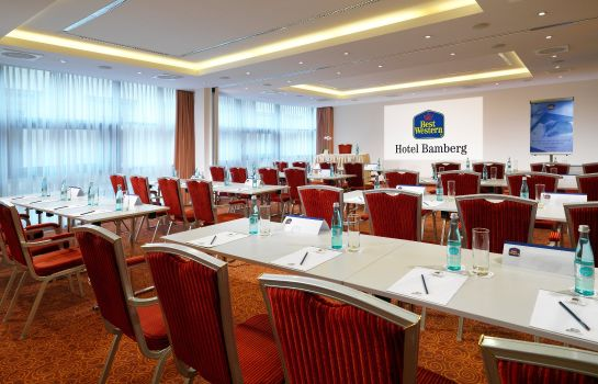 Conference room Best Western Hotel Bamberg