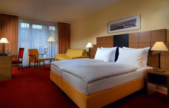 Double room (superior) Best Western Hotel Bamberg