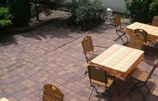 Terrasse Rähnitz Pension