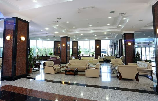 Lobby Eser Diamond Hotel & Convention Center