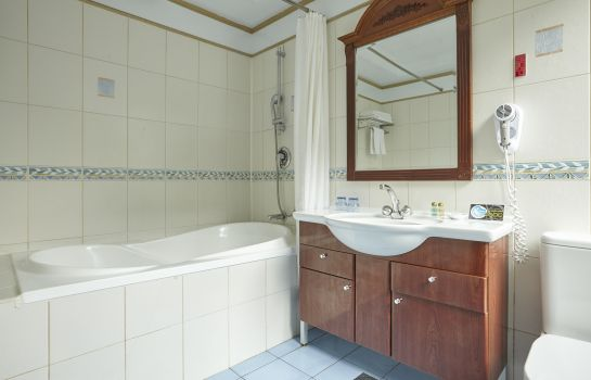 Bagno in camera Beauty Hotels Taipei Star Beauty
