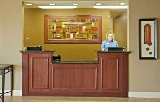 Hotelhalle Candlewood Suites SPRINGFIELD
