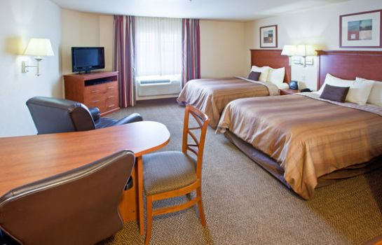 Zimmer Candlewood Suites SPRINGFIELD
