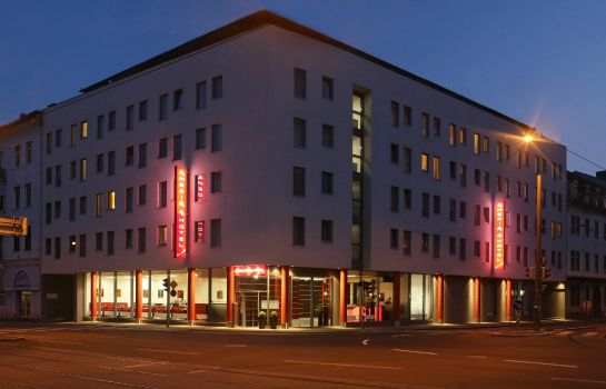 Exterior view Best Western Plus Amedia Graz