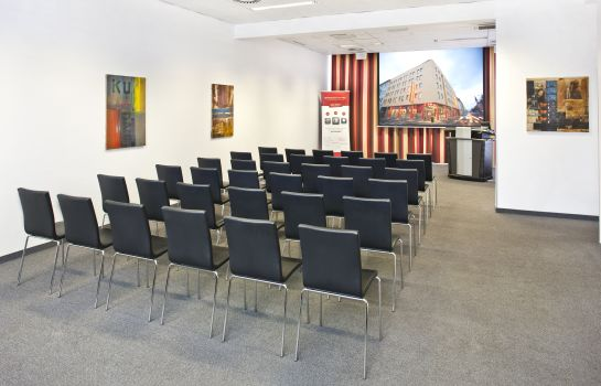 Seminar room Best Western Plus Amedia Graz