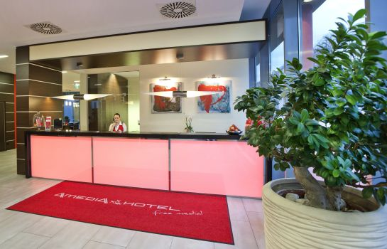 Reception Best Western Plus Amedia Graz
