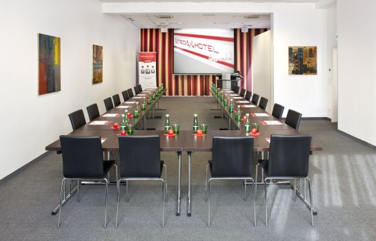 Conference room Best Western Plus Amedia Graz