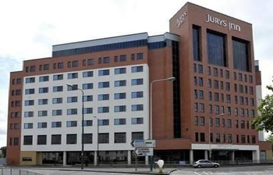 Vista exterior Jurys Inn Swindon