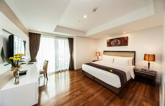 Suite Junior Adelphi Grande Sukhumvit by compass Hospitality