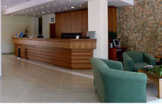 Reception Nontas Suites